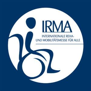 Logo der Messe IRMA