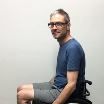 Porträt vom Redakteur Ralf