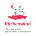 Logo des Vereins Rückenwind e.V.